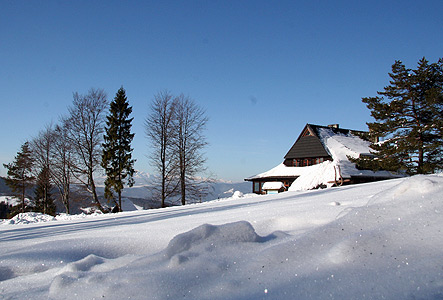 Schronisko nad Wierchomlą